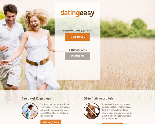 Dating Easy Logo